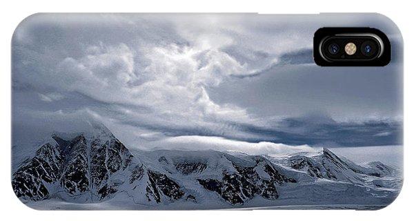 Cirque Du Soleil IPhone Case