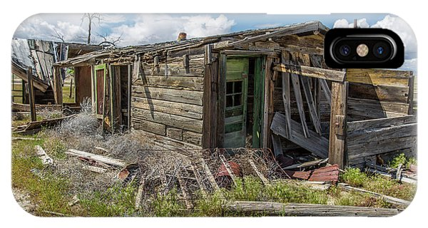 Cisco, Utah, Ghost Town IPhone Case