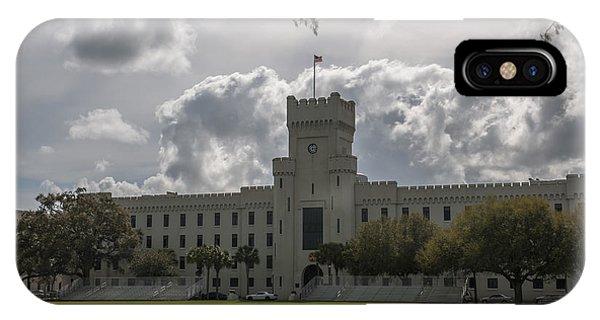 Citadel Military College IPhone Case