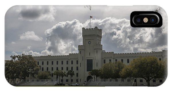 Citadel Military College IPhone Case
