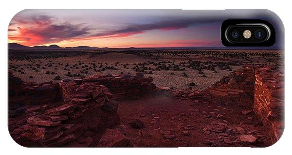 Citadel Sunset IPhone Case