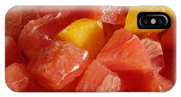 Citrus In Winter IPhone Case