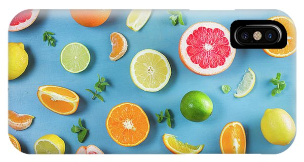 Citrus Summer IPhone Case