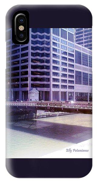 City Bridge IPhone Case