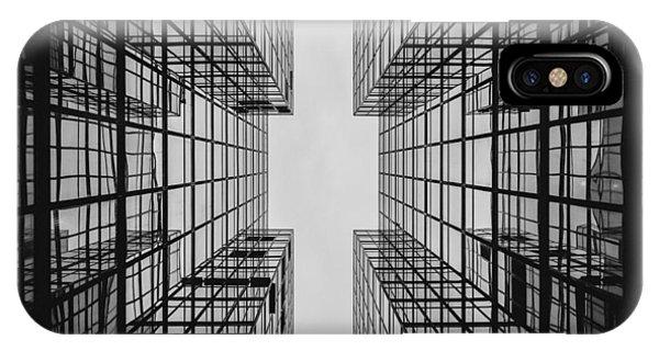 City Buildings IPhone Case