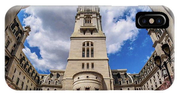 City-hall-philadelphia-photo IPhone Case