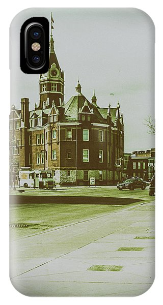 City Hall, Stratford IPhone Case