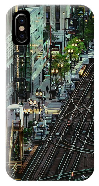 City Lines IPhone Case