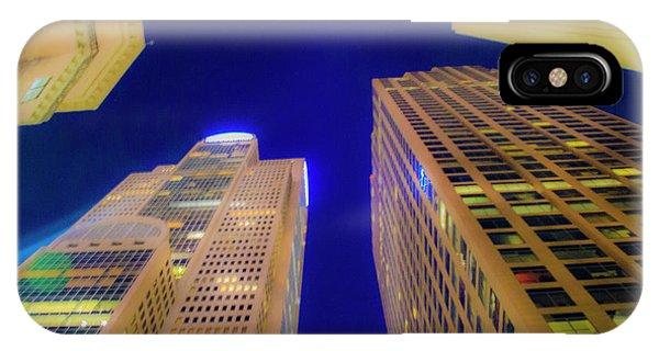 City Night IPhone Case