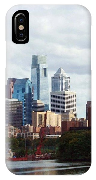 City Of Philadelphia IPhone Case