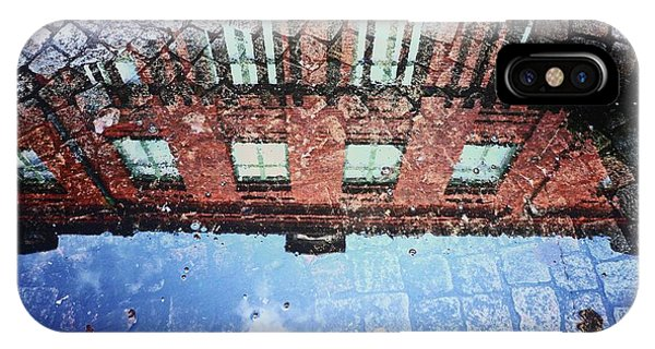 City Reflections  IPhone Case