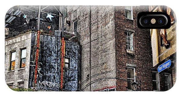 City Scenes Nyc IPhone Case