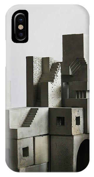 Cityscape 4 Phone Case by David Umemoto