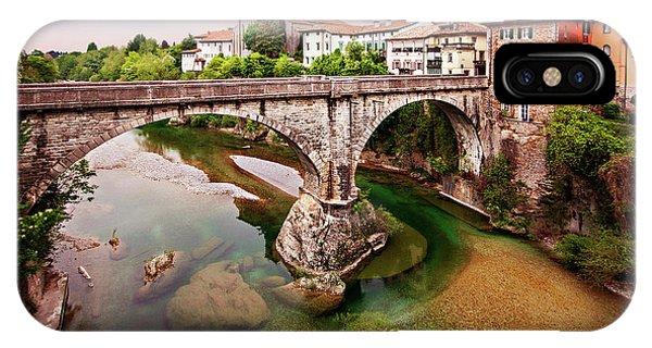Cividale Del Friuli - Italy IPhone Case