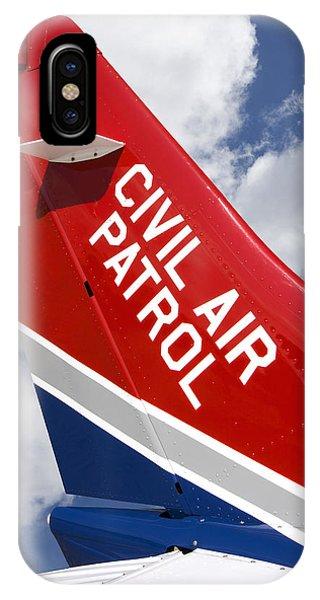 Civil Air Patrol Aircraft IPhone Case