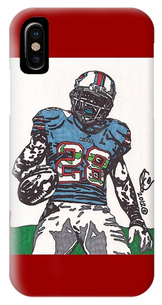 Cj Spiller 1 IPhone Case