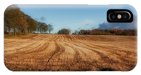 IPhone Case featuring the photograph Clackmannanshire Countryside by Jeremy Lavender Photography