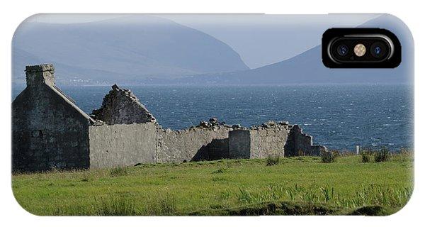 Claggan Island IPhone Case