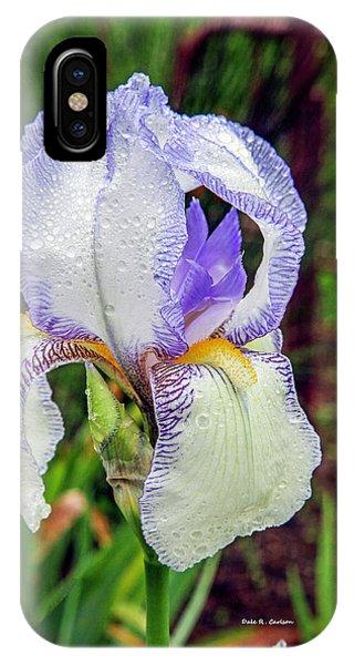Clarabelle Iris IPhone Case