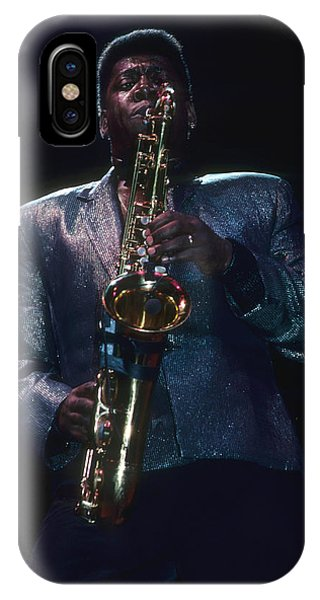 Clarence Clemons IPhone Case