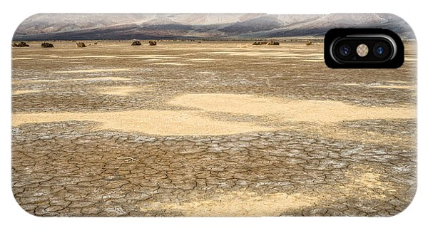 Clark Dry Lake IPhone Case