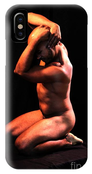 Class Pose IPhone Case