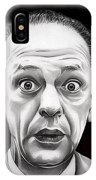 Classic Barney Fife IPhone Case