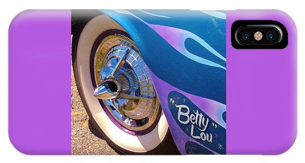 Classic Car Betty Lou IPhone Case