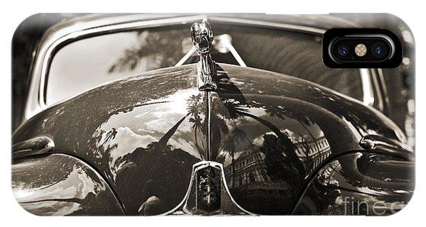 Classic Car Detail - Dodge 1948 IPhone Case
