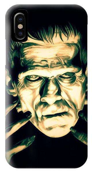 Classic Frankenstein IPhone Case