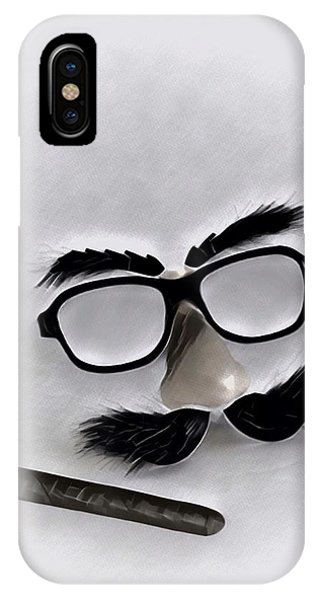 Classic Groucho IPhone Case