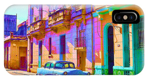 iPhone Case - Classic Havana by Chris Andruskiewicz