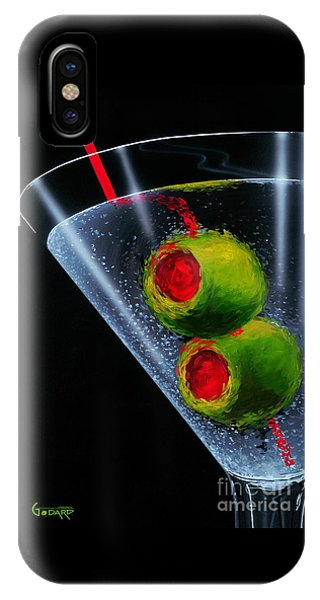 iPhone Case - Classic Martini by Michael Godard
