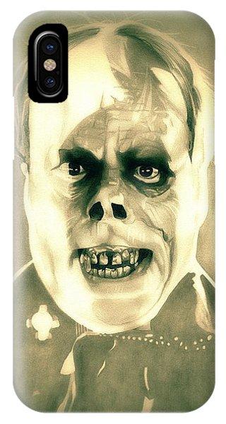 Classic Phantom Of The Opera IPhone Case