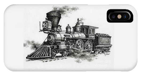 Classic Steam IPhone Case