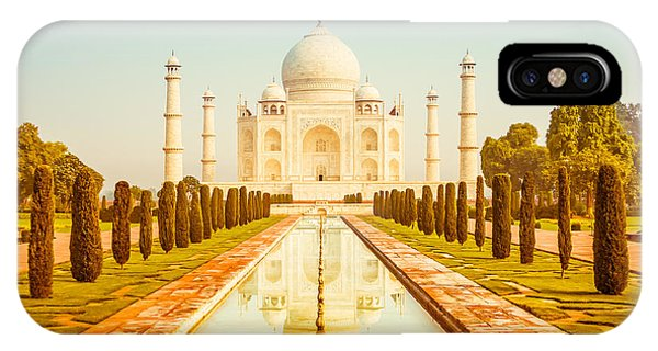 Classic Taj Mahal IPhone Case