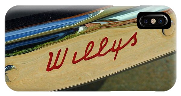 Classic Willys Jeep IPhone Case