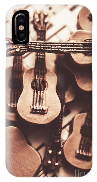 Ethnic iPhone Case - Classical Music Recording by Jorgo Photography - Wall Art Gallery