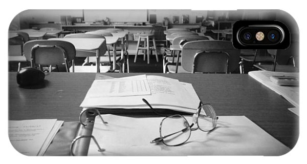 Classroom IPhone Case