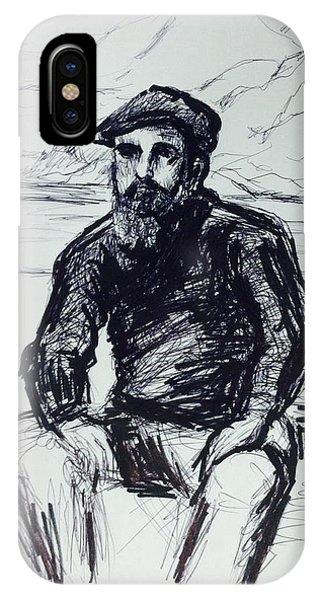 Claude Monet IPhone Case