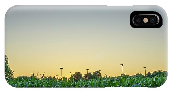 Clear Skies Sunset IPhone Case