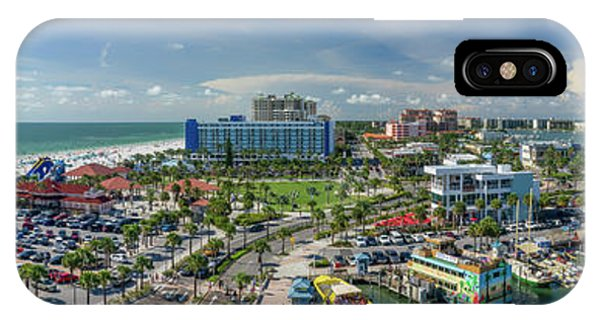 IPhone Case featuring the photograph Clearwater Beach Florida by Steven Sparks