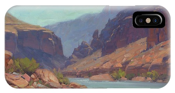 Canyon iPhone Case - Clearwater by Cody DeLong