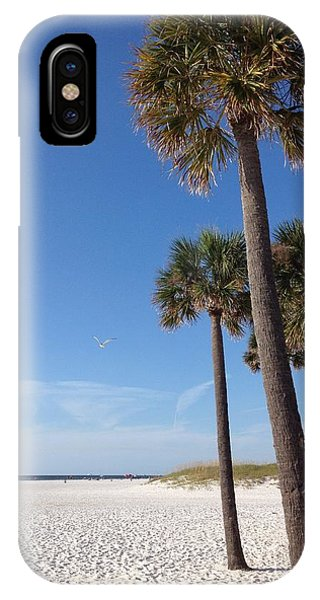 Clearwater Palms IPhone Case