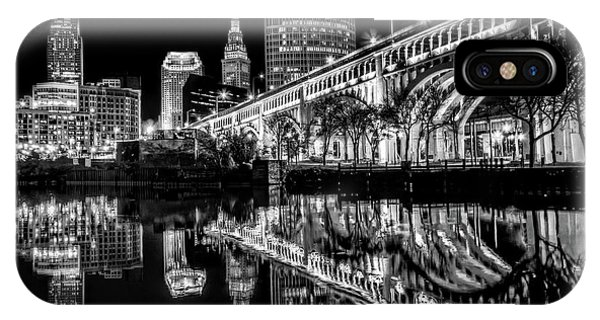 Cleveland After Dark IPhone Case