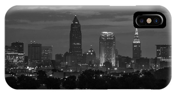 Cleveland After Dark IPhone Case