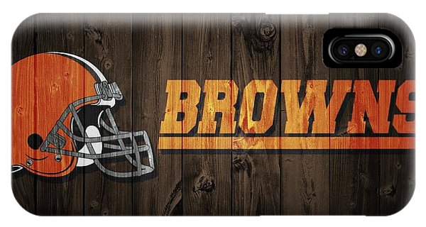 Cleveland Browns Barn Door IPhone Case