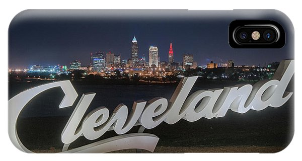 Cleveland Pride IPhone Case