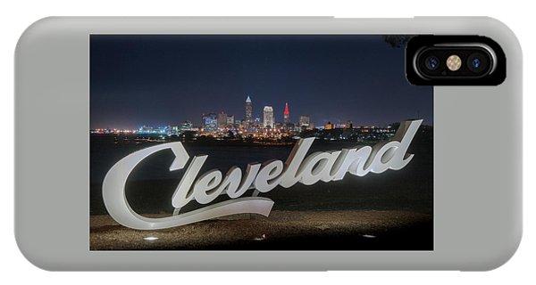 Cleveland Pride IPhone Case