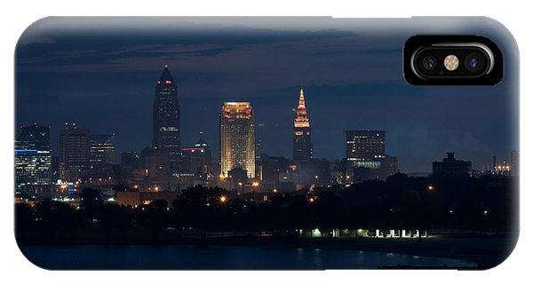 Cleveland Reflections IPhone Case